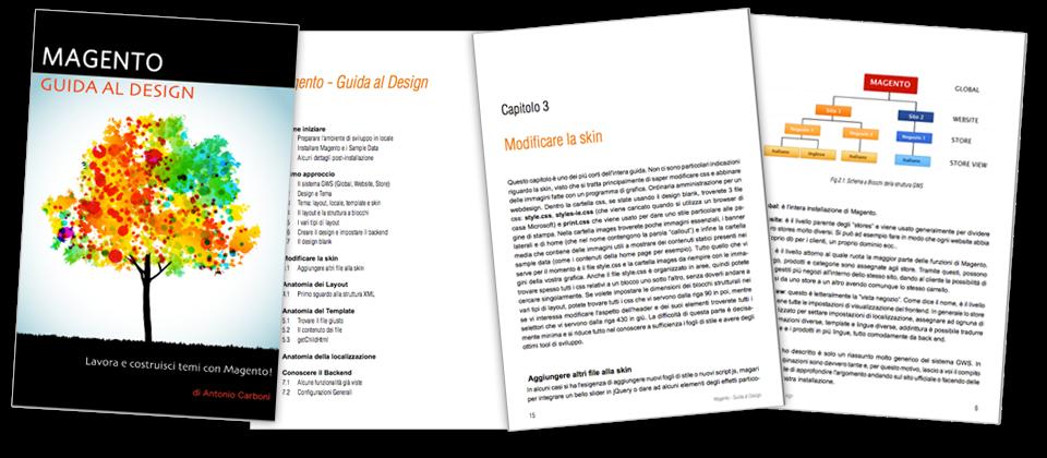 Magenio - Guida al Design anteprima
